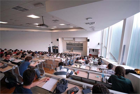 Study abroad programs in europe for Politecnico design