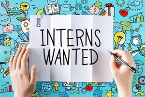 Paid internships for Spring and Summer 2021!